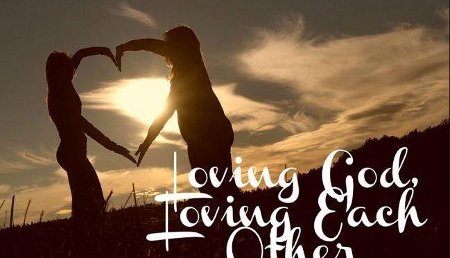 """""""Mengasihi Dengan Perkataan Dan Perbuatan"""""""